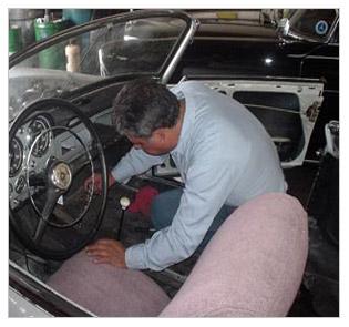 Santa Monica Ca Mercedes Benz Mechanics